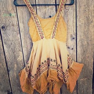 Hippie Festival dress 🧡